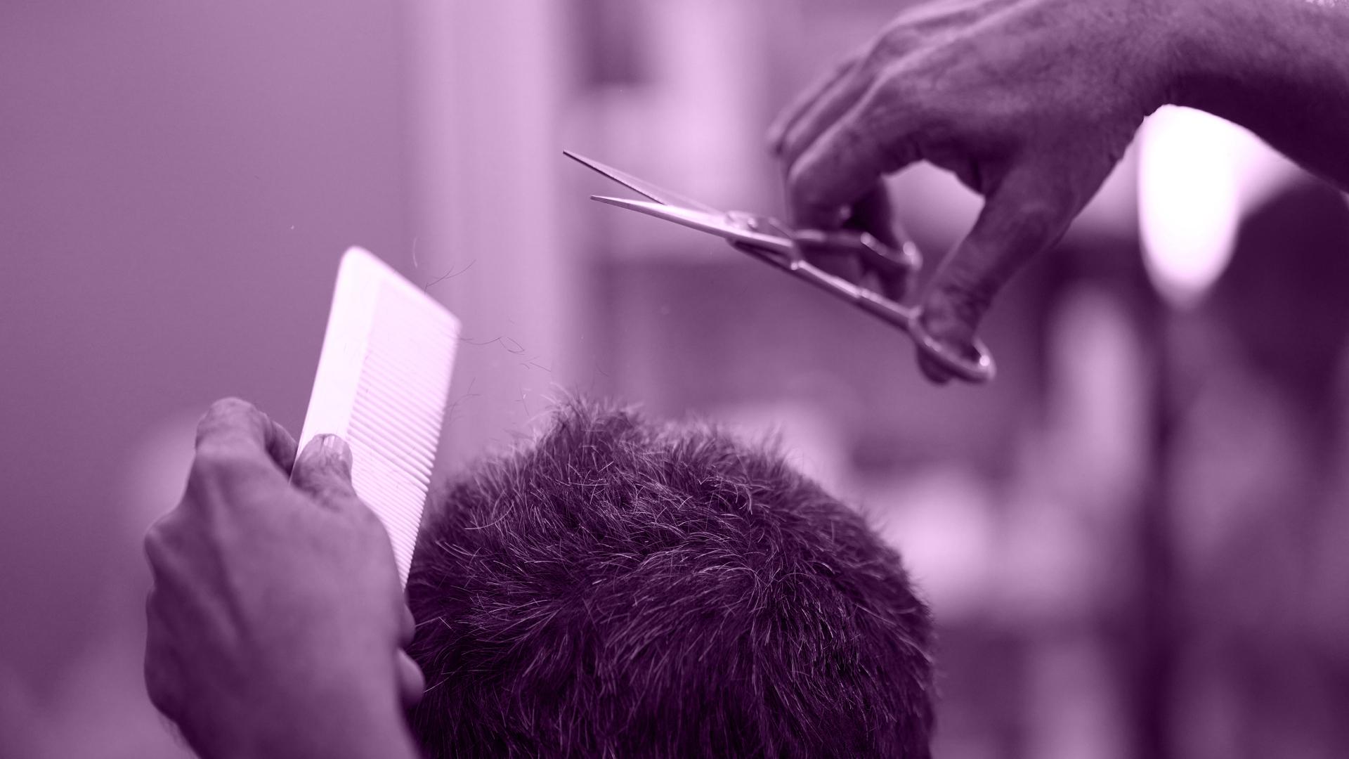 Proyecto de diseño Academia de peluquería Dany